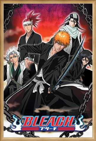 Framed Framed Chained - Bleach