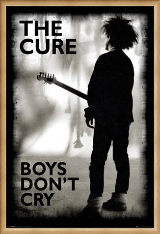 Framed Framed Boys Don't Cry - The Cure