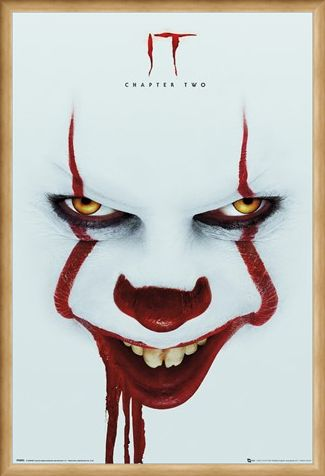 Framed Framed The Dancing Clown - IT Chapter 2