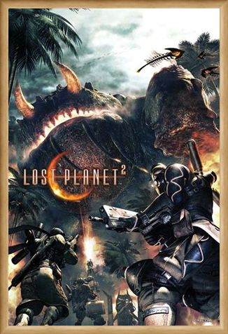 Framed Framed The Lost Planet 2 - The Lost Planet