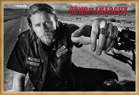 Framed Framed Jackson - Sons of Anarchy - President Jackon