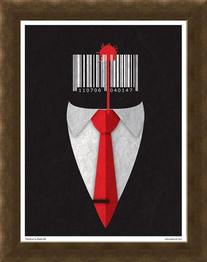 Framed Framed Minimal Movies: Hitman - Who's the Target