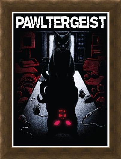 Framed Framed Pawltergeist - Killer Kitty