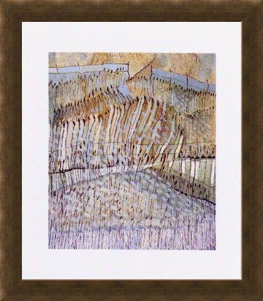 Framed Framed Breeze, 1986 - Mary Lister