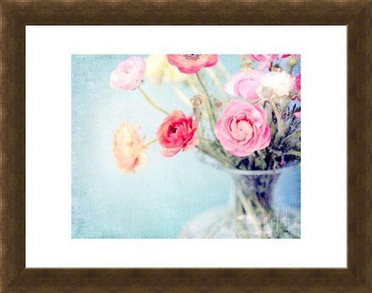 Framed Framed Spring Pastels - Shana Rae