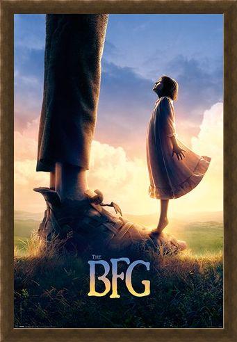 Framed Framed The Big Friendly Giant - The BFG Teaser