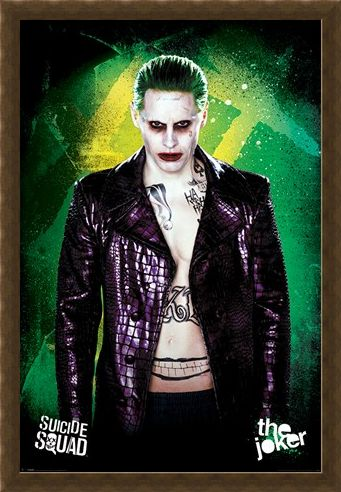 Framed Framed The Joker - Suicide Squad