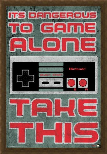 Framed Framed Dangerous To Game - Nintendo