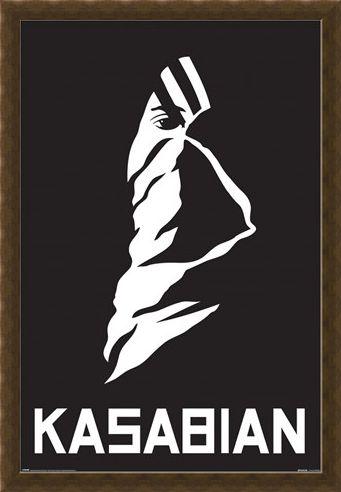 Framed Framed Ultra Face - Kasabian