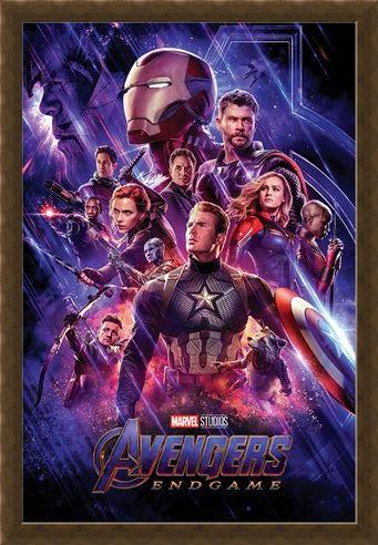 Framed Framed Journey's End - The Avengers: Endgame