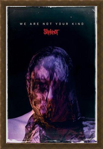 Framed Framed We Are Not Your Kind - Slipknot