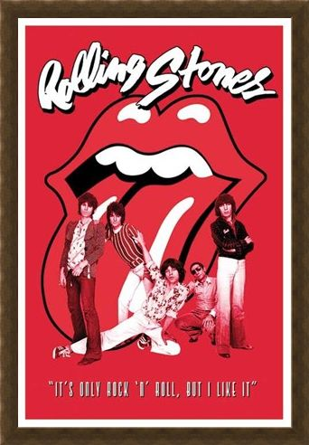 Framed Framed It's Only Rock & Roll - The Rolling Stones