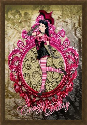 Framed Framed Crazy Daisy - 50's Fashion