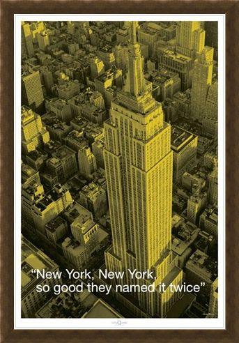 Framed Framed So good they named it twice! - New York