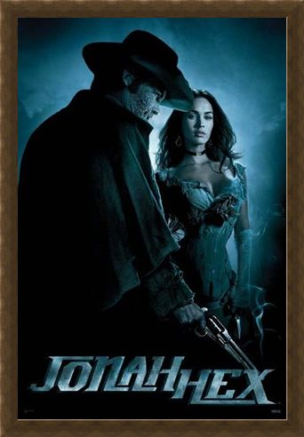 Framed Framed Jonah And Leila - Jonah Hex