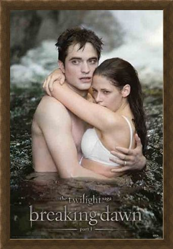 Framed Framed Honeymoon Perfection - Twilight: Breaking Dawn