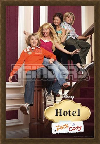 Framed Framed Zack and Cody - The Suite Life of Zack and Cody