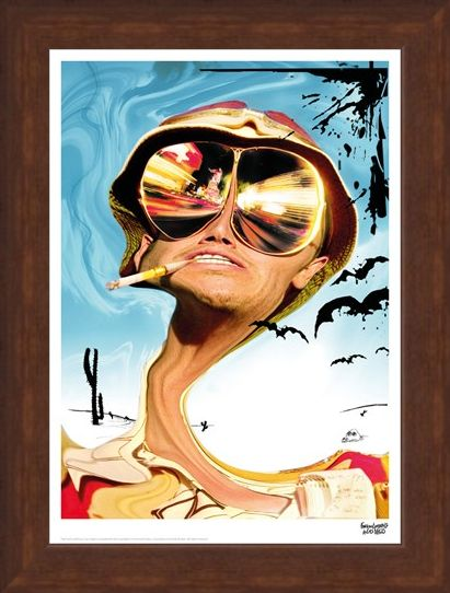 Framed Framed Glasses - Fear And Loathing In Las Vegas