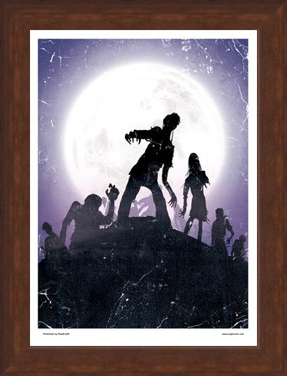 Framed Framed Zombie Hill - Dead Cool