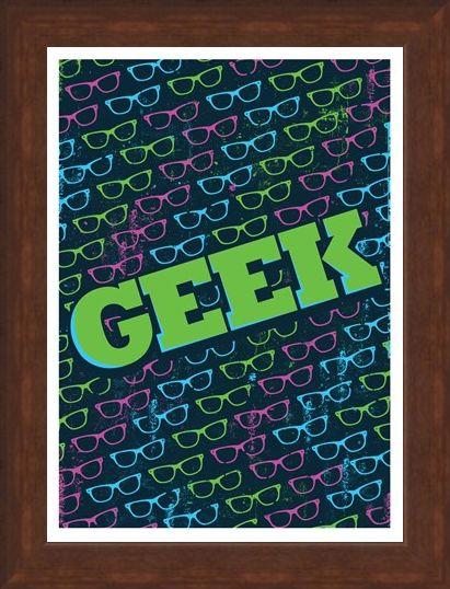 Framed Framed Geek - Specs Appeal