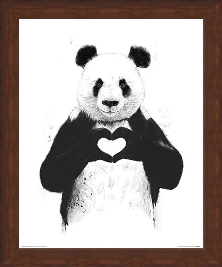 Framed Framed All You Need Is Love - Balazs Solti