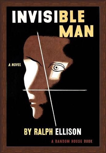 Framed Framed Invisible Man - Ralph Ellison