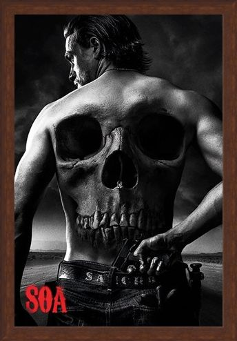 Framed Framed Jax - Sons of Anarchy