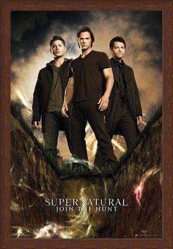 Framed Framed Join The Hunt - Supernatural
