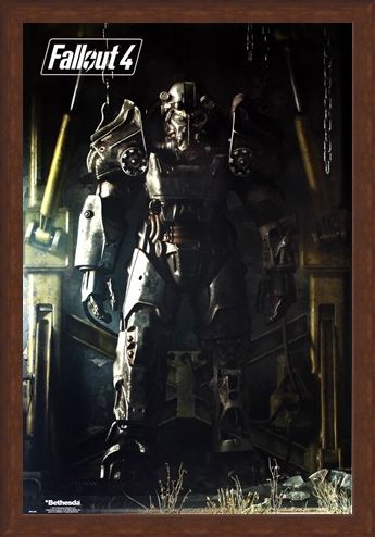 Framed Framed Power Armour - Fallout 4