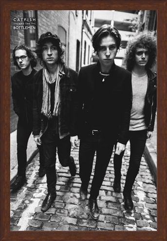 Framed Framed Avenue - Catfish And The Bottlemen