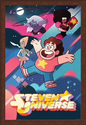 Framed Framed Into Action - Steven Universe