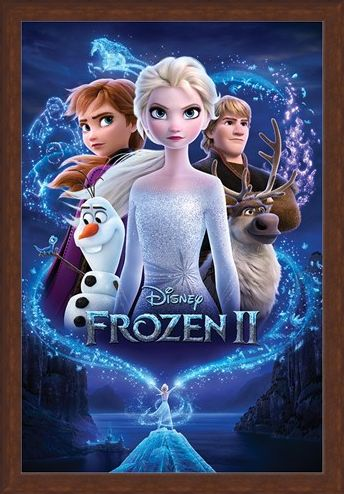 Framed Framed Magic - Frozen 2