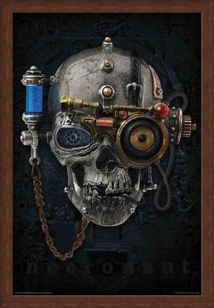 Framed Framed Necronaut - Alchemy