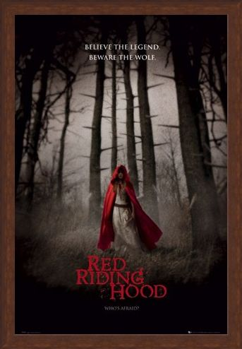 Framed Framed Believe the Legend - Red Riding Hood