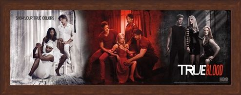 Framed Framed Show Your Colours - True Blood Montage