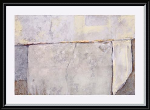 Framed Framed Grey - Sahili Liriya