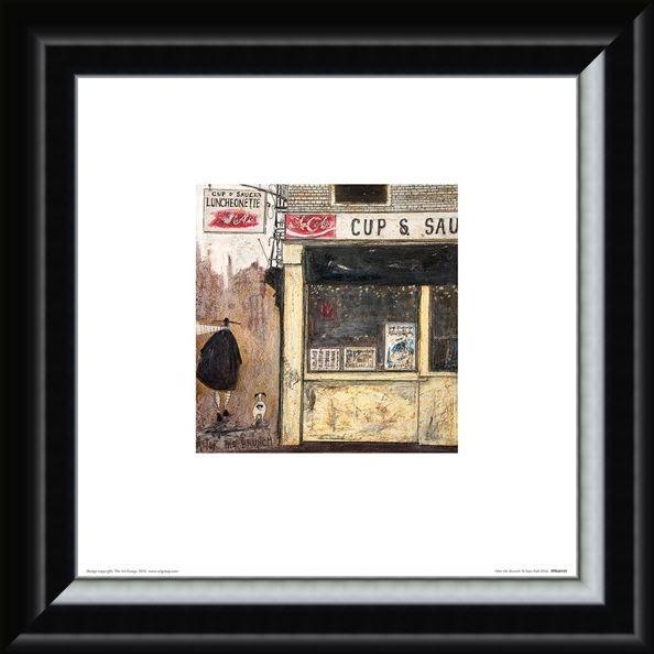 Framed Framed After The Brunch - Sam Toft