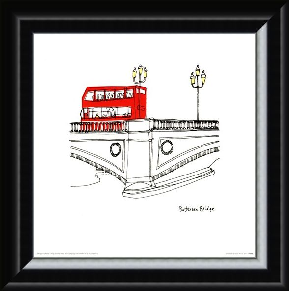 Framed Framed London III - Susie Brooks
