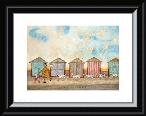 Framed Framed Spotty Joggers - Sam Toft