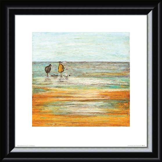 Framed Framed Sandcastle Progress Report - Sam Toft