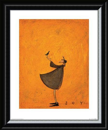 Framed Framed Joy - Sam Toft