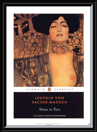 Framed Framed Venus in Furs - Leopold Von Sacher-Masoch