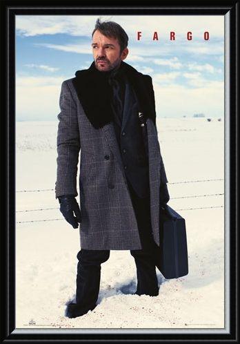 Framed Framed Lorne Malvo - Fargo