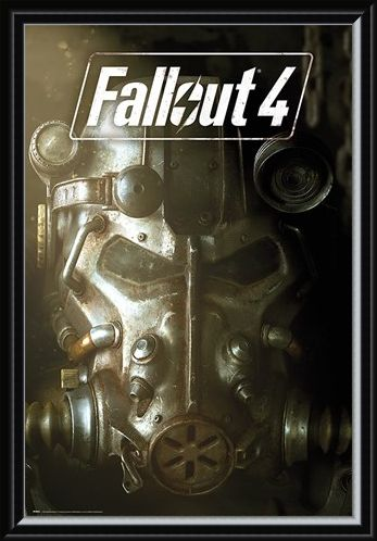 Framed Framed Mask The Fear - Fallout 4