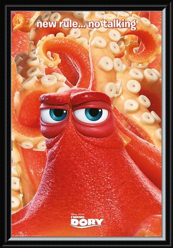 Framed Framed No Talking - Finding Dory