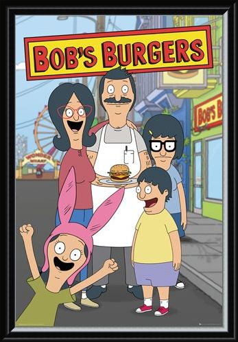 Framed Framed You Only Get One Family! - Bob's Burgers