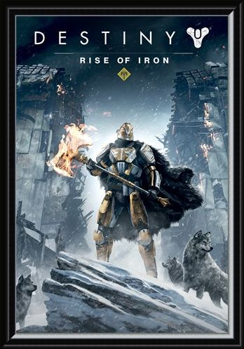 Framed Framed Rise Of Iron - Destiny