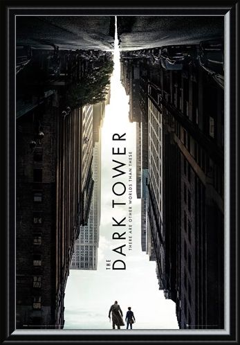Framed Framed The Dark Tower - One Sheet