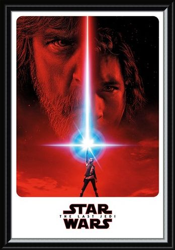 Framed Framed The Last Jedi Teaser - Star Wars