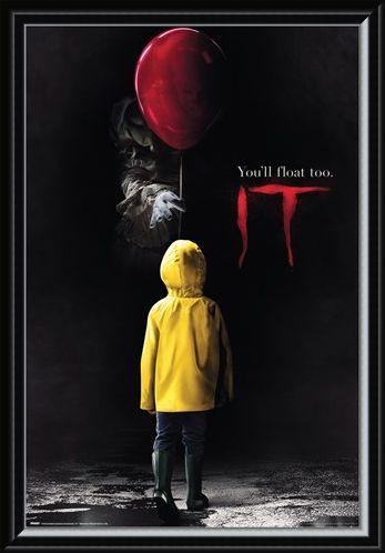 Framed Framed Georgie - IT